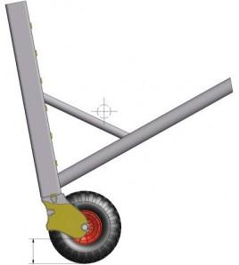 Système de lest permanent 200 kg