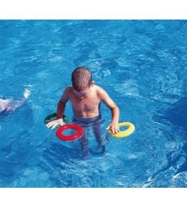 Anneau gonflabe flottant