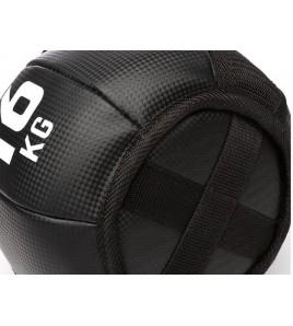 Kettlebells Soft Line Carbon Look - Poids 4 kg