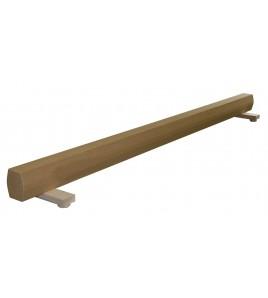 Poutre d'initiation bois - Longueur 300 cm.