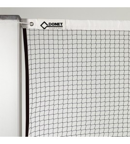 Filets de badminton assemblés sur câble - 3 x Filets 207119-3