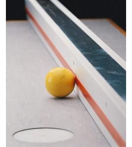 Plinthes de terrains de hockey - Le jeu comprend 20 planches de 4 m (poids d'un élément 24 kg),
