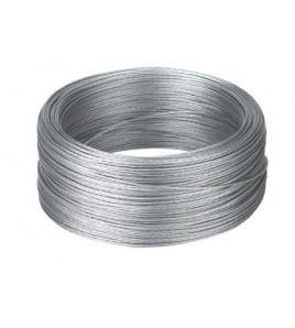 Câble acier fil tressé ø 5mm