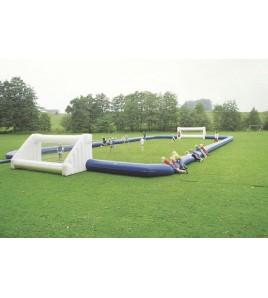 Terrain de football gonflable 29 x 15 ml