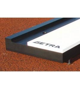Planche d'appel PERFORMANCE - Dimensions : 122 x 34 cm, poids 26 kg