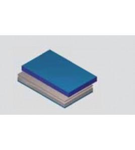 """Matelas de saut scolaire monobloc """"XP"""" - Dimensions (Lxlxh) 300 x 200 x 40 cm"""