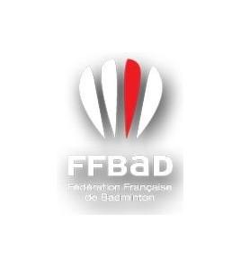 Poteaux de badminton Central COMPETITIONS FFBA XP
