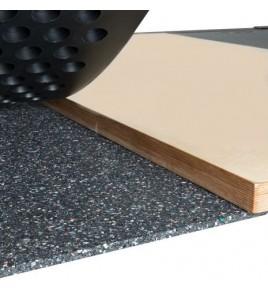 Le plateau ATX Pro est conçu pour les utilisations intensives en power lifting. Les plaques