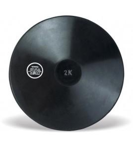 Disque d'entraînement caoutchouc - Poids 1,5 kg