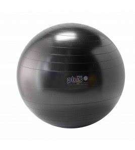 Fitness Ball - ø 55 cm, couleur Noir
