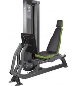 Presse à jambes XLINE - Charge 150 kg
