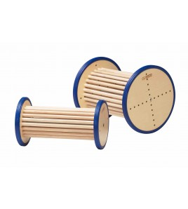 Rouleau d'équilbre - Diamètres : 32 cm, largeur 37 cm