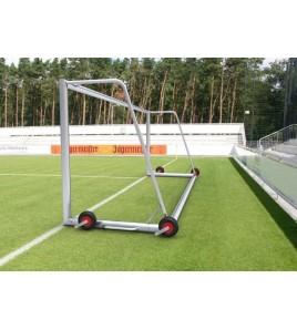 FOOTBALL A 11 - Super Spécial Monobloc AUTOSTABLE A LESTER Dimensions 7,32 X 2,44 ml profondeur 200 cm